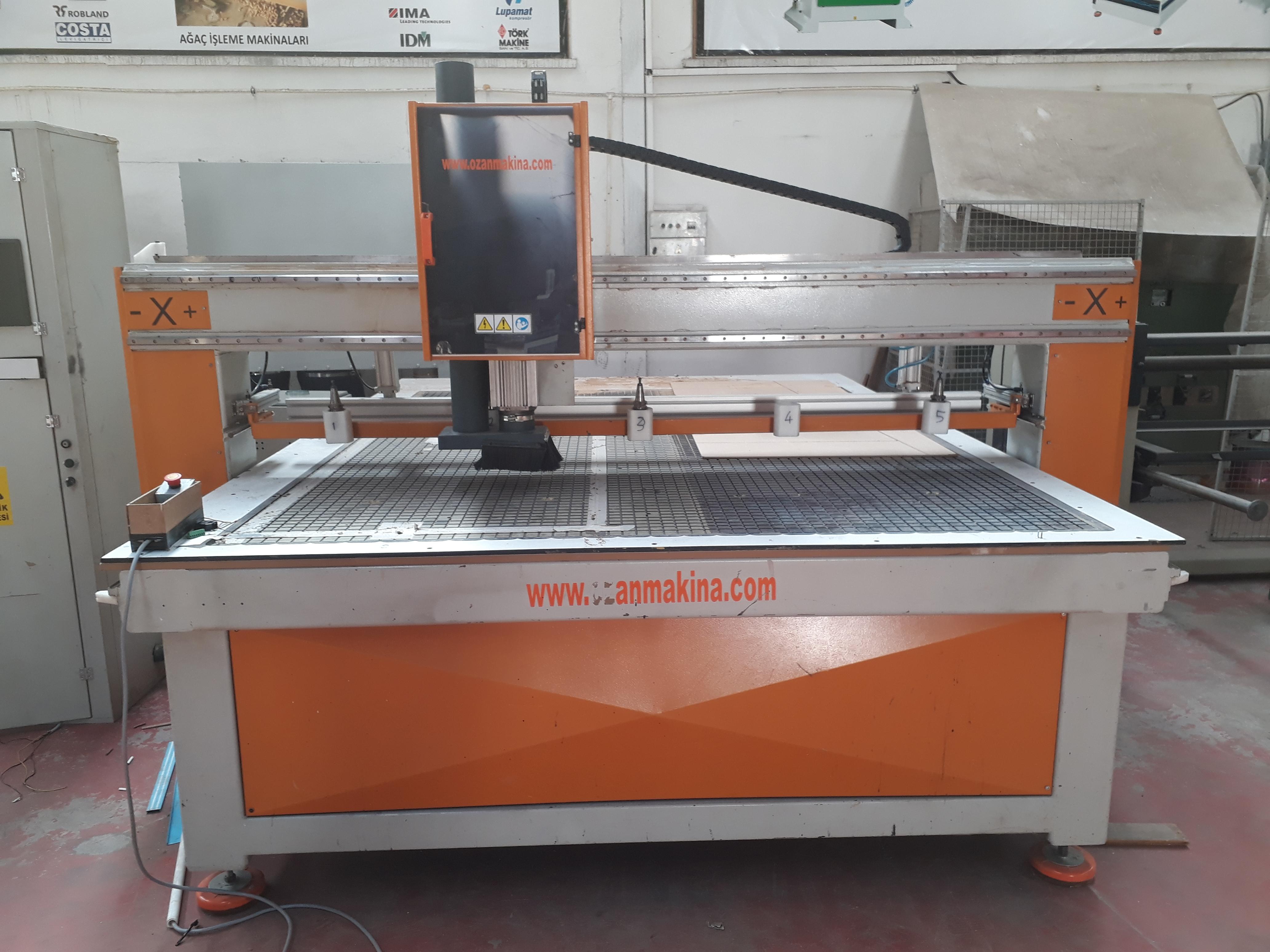 CNC 210X280 CNC MAKİNASI