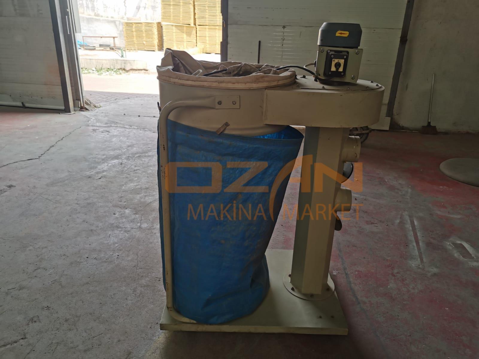 KOPARAN 1800 M3 DUST EXTRACTION MACHINE
