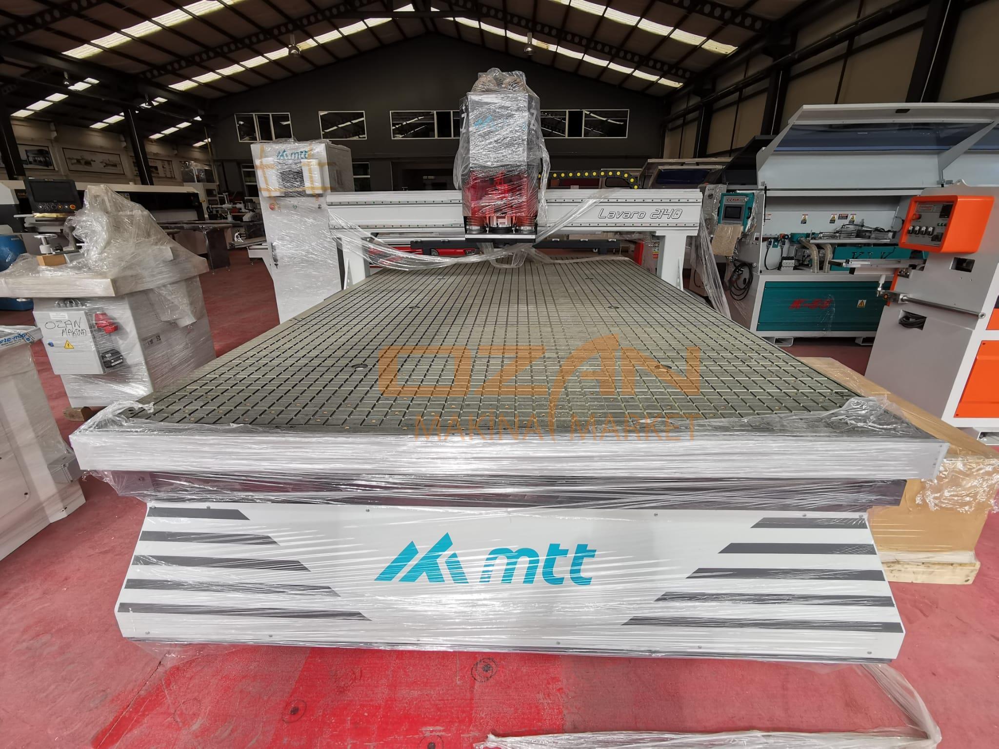 MTT LAVARO CNC MACHINE
