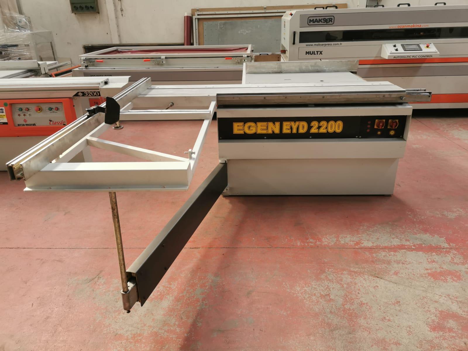 EGEN 2200 PANEL SAW MACHINE