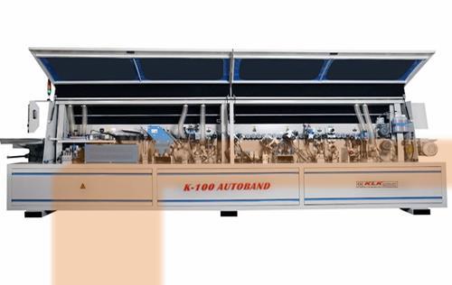 K-100 Servo Sistem Kenar Bantlama Makineleri